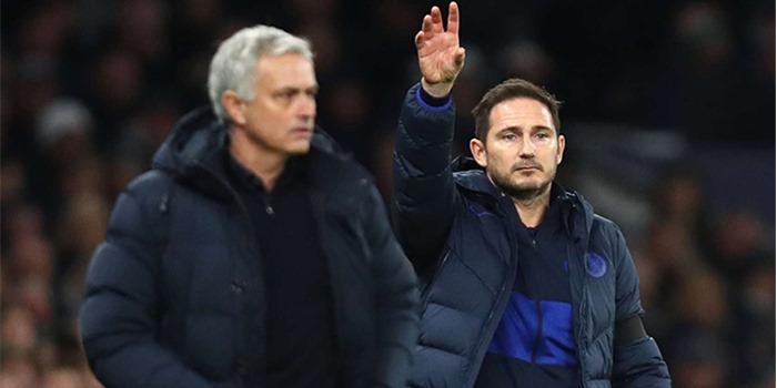 Lampard thẳng thừng đáp trả thầy cũ trước trận đối đầu - Ảnh 2.