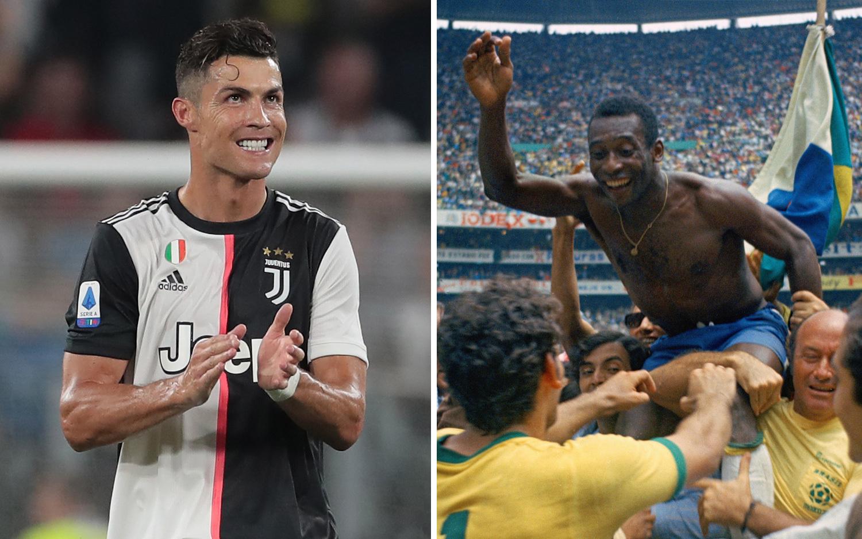 Ronaldo xứng đáng được vinh danh và sự thật đằng sau con số 1.283 bàn của Pele
