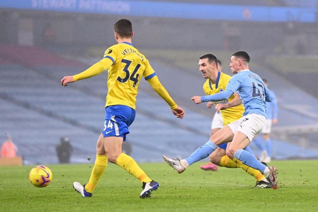 Man City lại thắng, sẵn sàng đe dọa ngôi đầu của Man Utd - ảnh 2