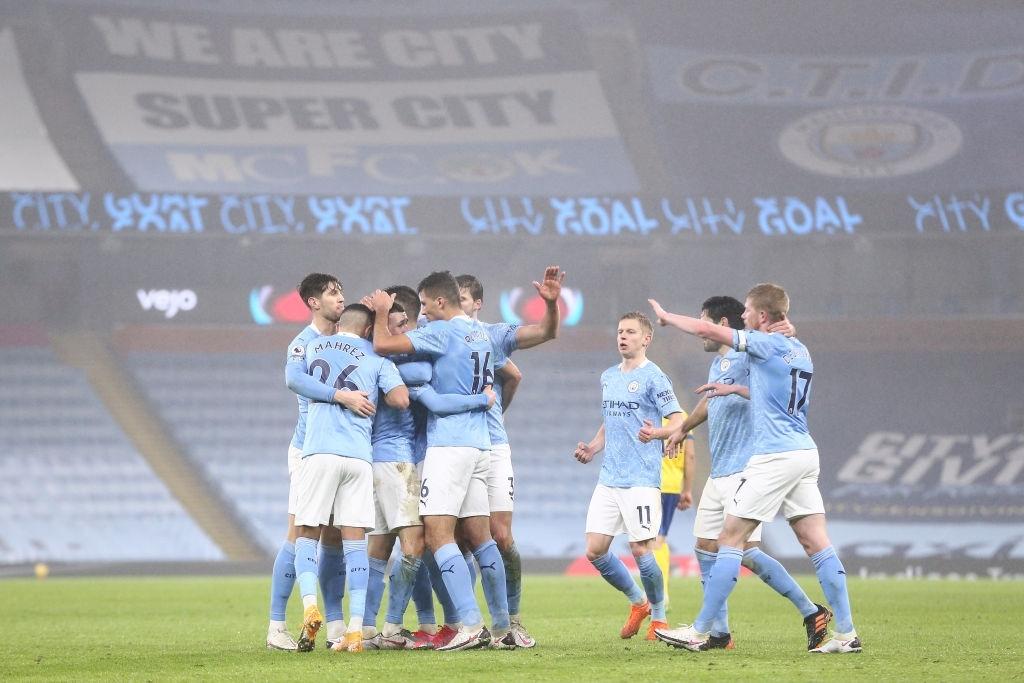 Man City lại thắng, sẵn sàng đe dọa ngôi đầu của Man Utd - ảnh 3