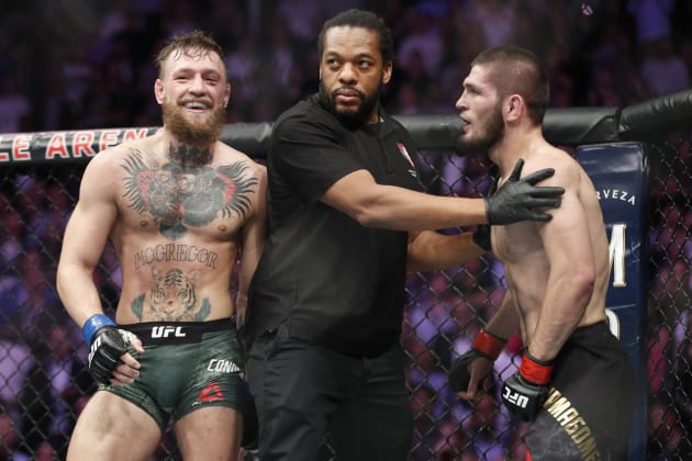 McGregor chia sẻ về quyết định giải nghệ của Khabib: Tôi nghĩ hắn ta sẽ trốn hẳn thay vì trở lại thi đấu - Ảnh 1.