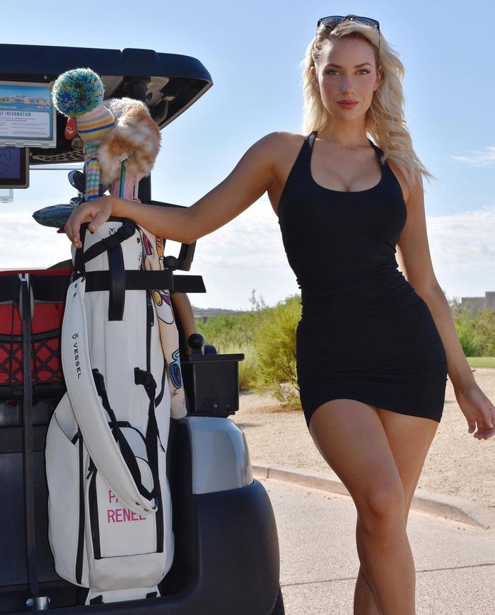 Nữ golf thủ quyến rũ nhất thế giới phẫn nộ vì ngoại hình bị chê đủ kiểu: Xin thưa, đây không phải là xưởng sản xuất thú bông - Ảnh 3.