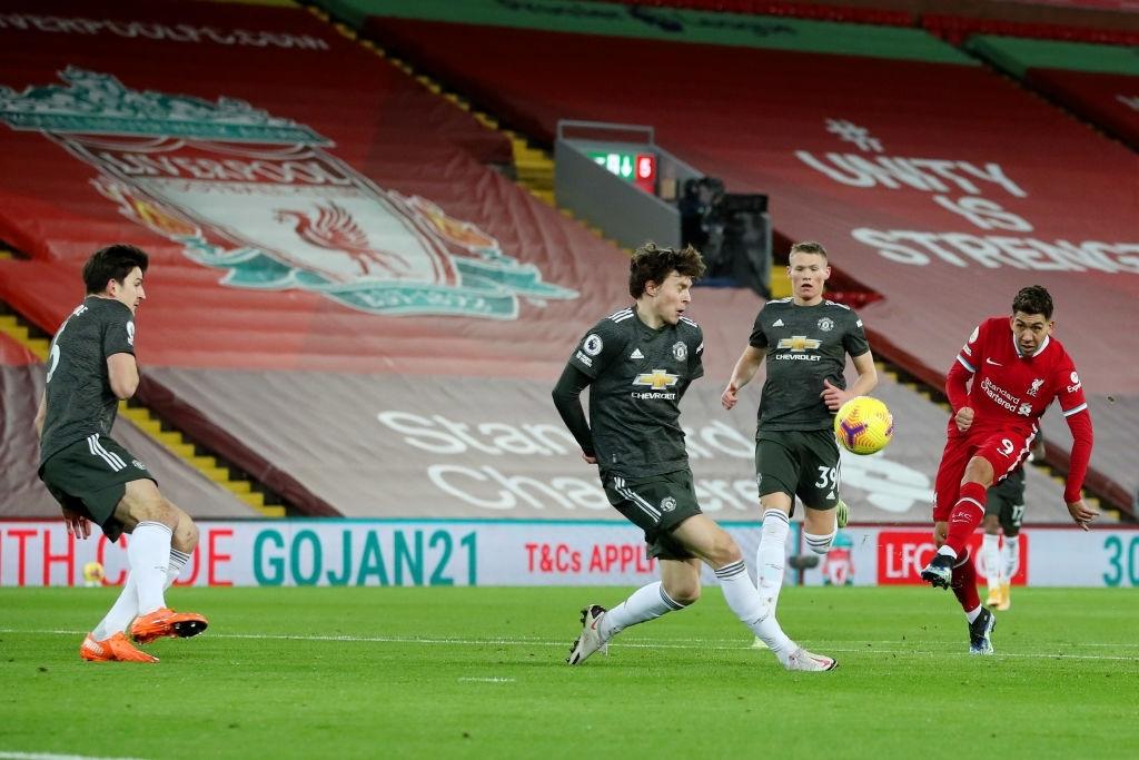 Bất phân thắng bại với kình địch Liverpool, Man Utd vững vàng trên ngôi đầu - ảnh 5