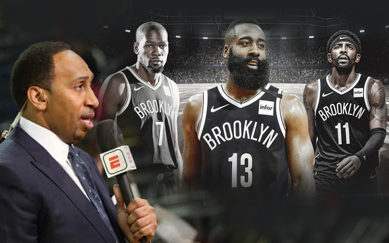 """Vắng bóng Kyrie Irving, BLV nổi tiếng mạnh dạn phán số phận của Brooklyn Nets: """"Vào chung kết là chắc cú!"""""""
