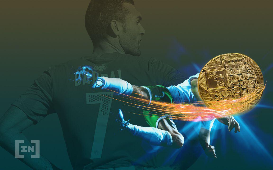 Cầu thủ đầu tiên trong lịch sử được mua bằng Bitcoin