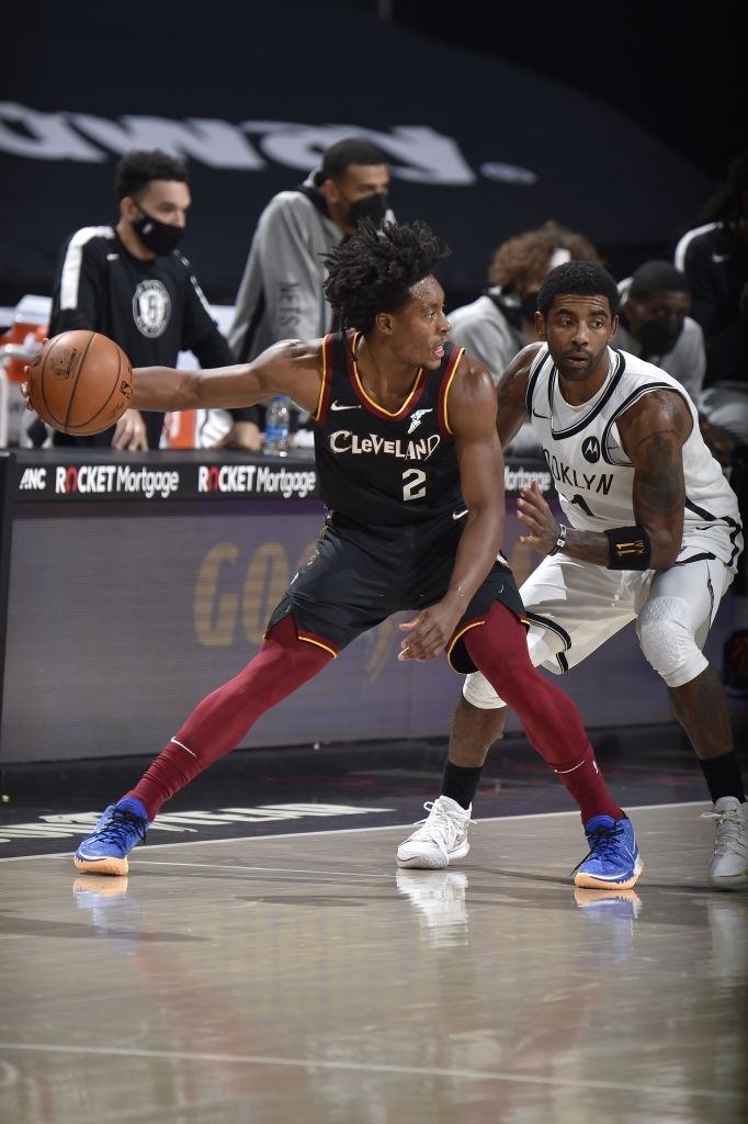 Lần đầu kết hợp Big-3, Brooklyn Nets nhận trái đắng trước màn trình diễn đỉnh cao của Collin Sexton - Ảnh 2.
