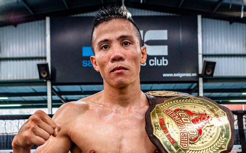 Tượng đài Muay Thái Việt Nguyễn Kế Nhơn sẽ thi đấu MMA?