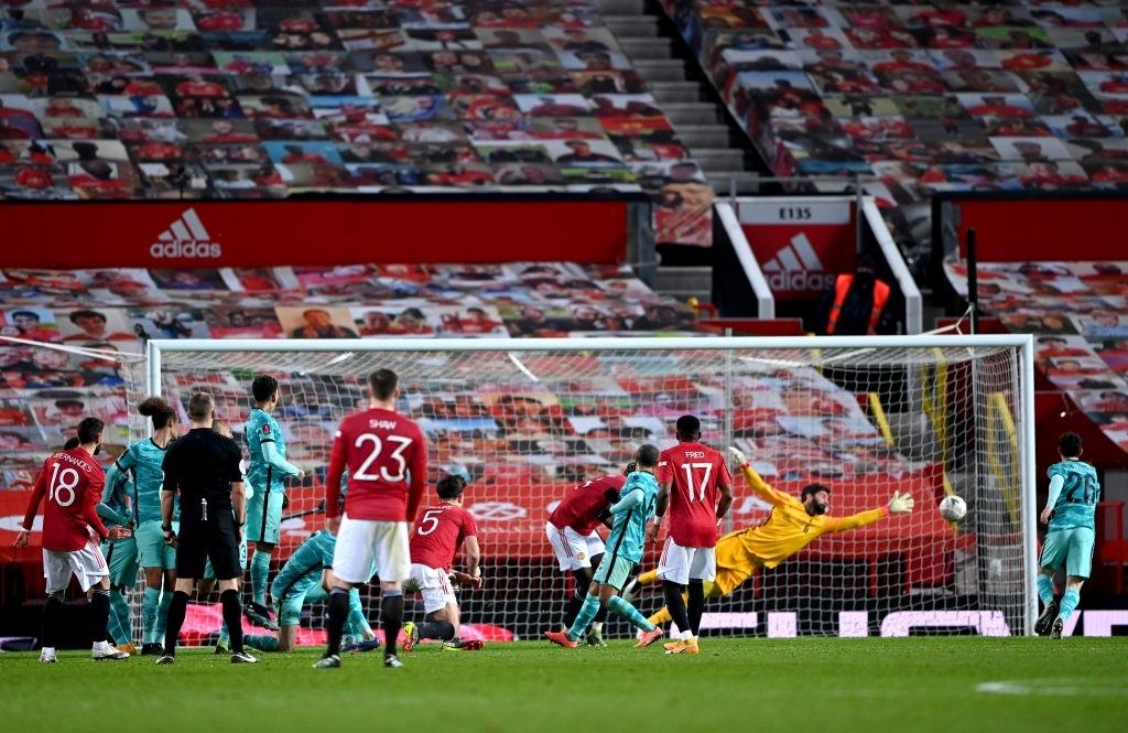 Bruno sút phạt đẳng cấp, Man Utd ngược dòng loại Liverpool khỏi cúp FA - ảnh 3