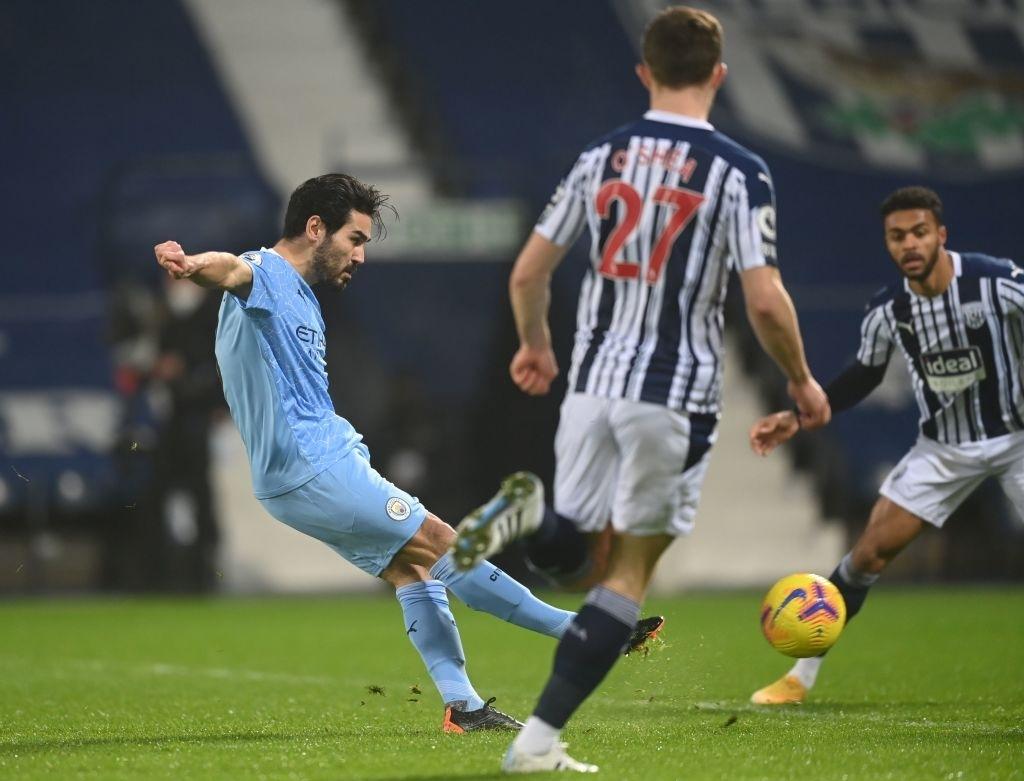 Hủy diệt đối thủ 5-0, Man City chiếm ngôi đầu của MU - ảnh 3
