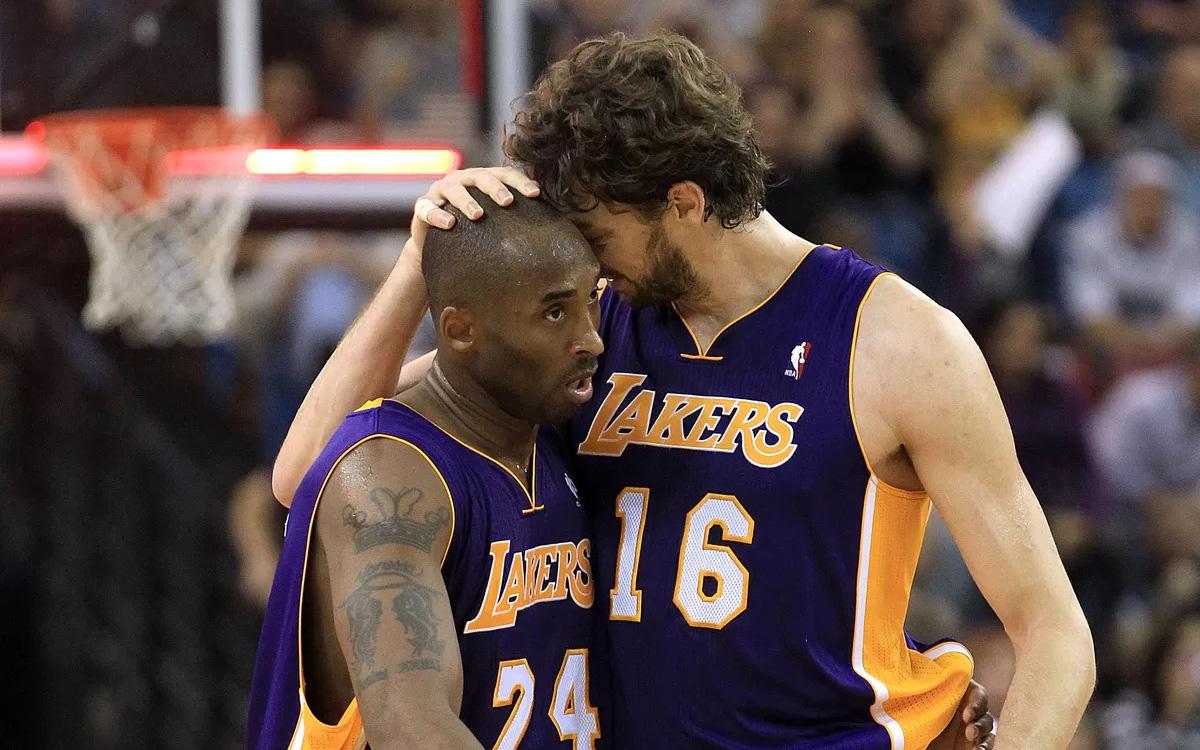 Pau Gasol cùng nhiều ngôi sao NBA tri ân 1 năm ngày ra đi mãi mãi của huyền thoại Kobe Bryant