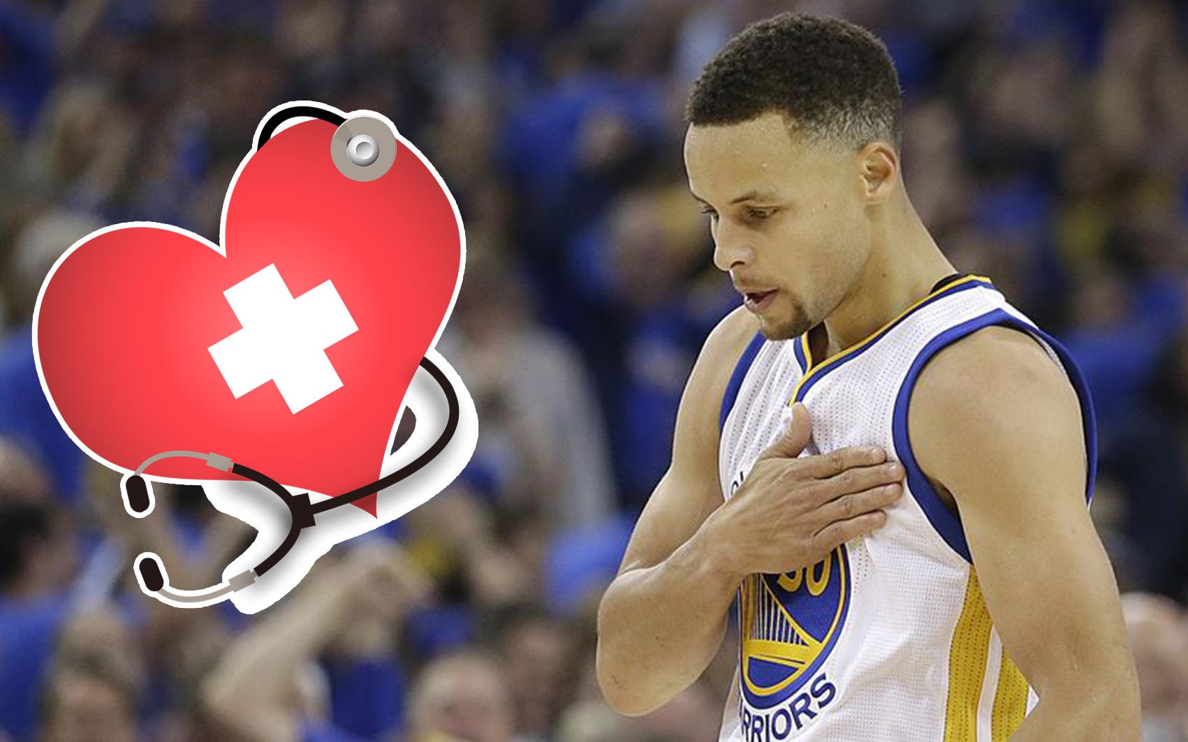 """Sốc với """"siêu năng lực"""" đặc biệt của Stephen Curry"""