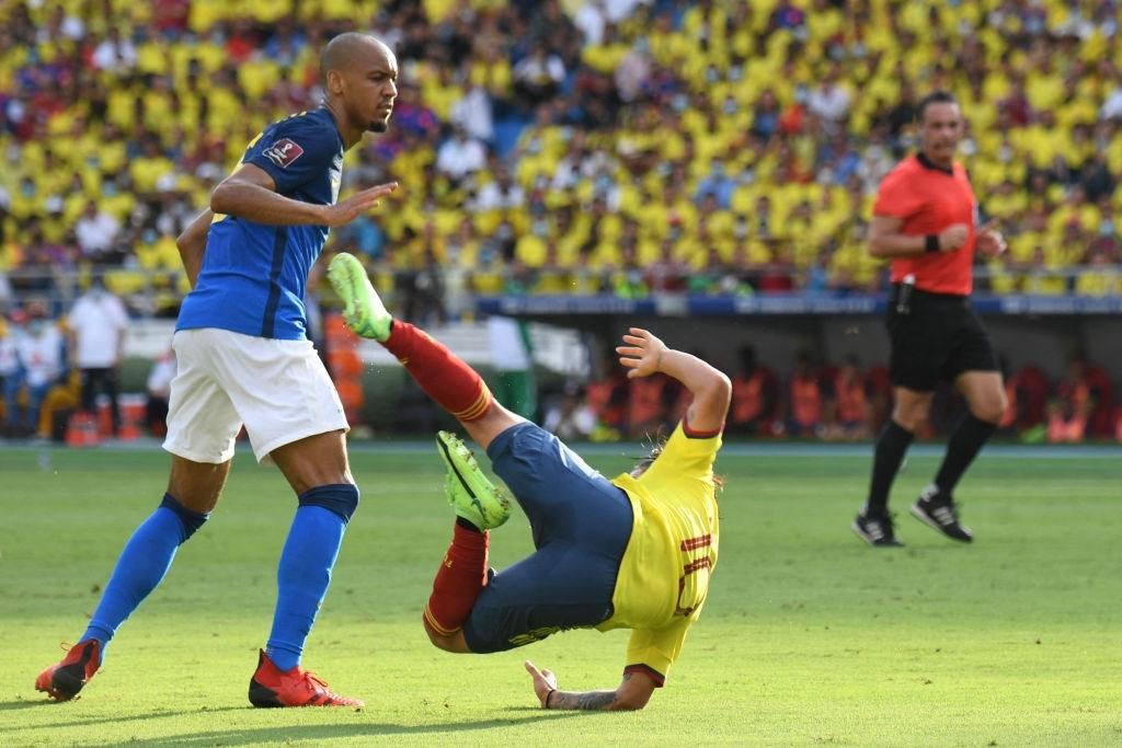 Brazil bị Colombia cầm hòa tại vòng loại World Cup trong ngày Neymar im tiếng - Ảnh 3.