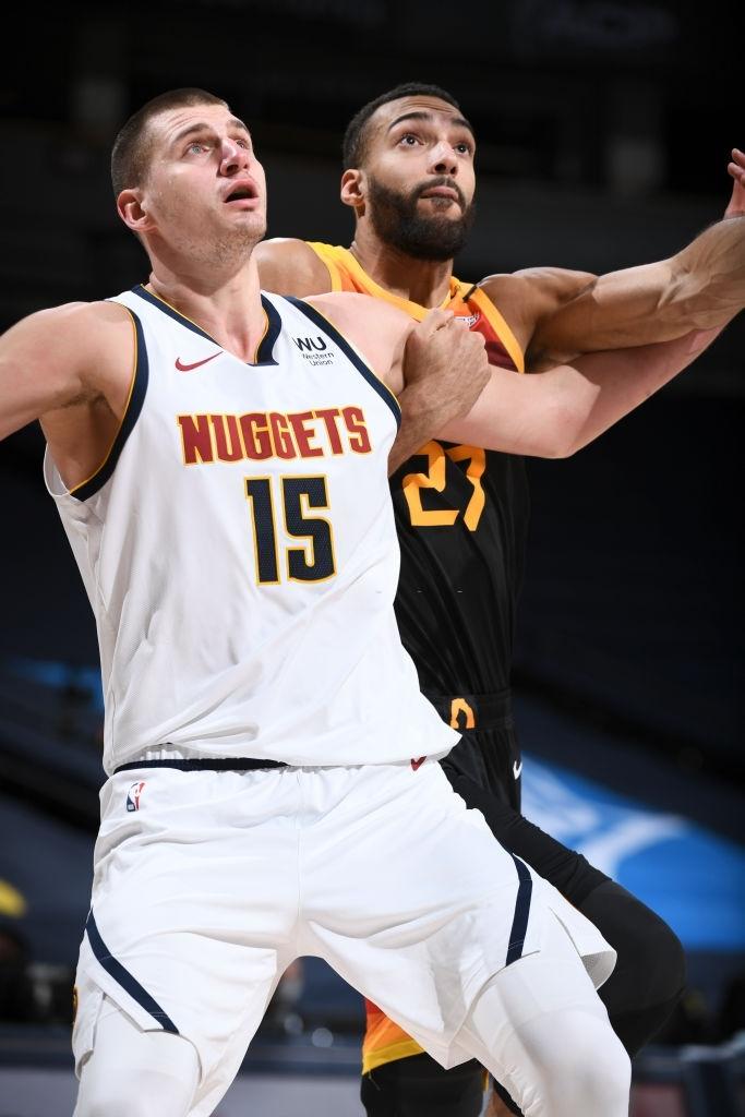 """Nikola Jokic tiếp tục đua MVP bằng màn trình diễn """"quái vật"""" trước Utah Jazz  - Ảnh 2."""