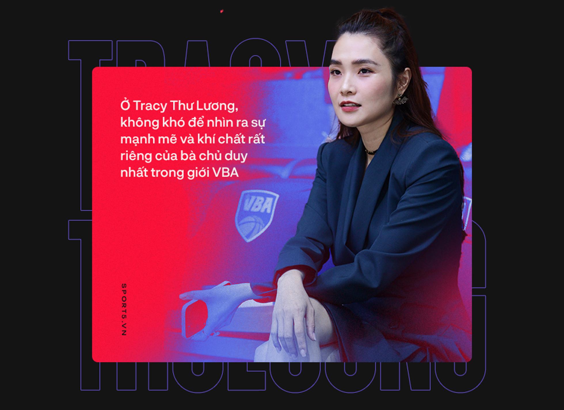 """""""Bông hồng gai"""" Tracy Thư Lương, người đứng sau đội bóng """"Nhà giàu ồn ào"""" - Ảnh 1."""