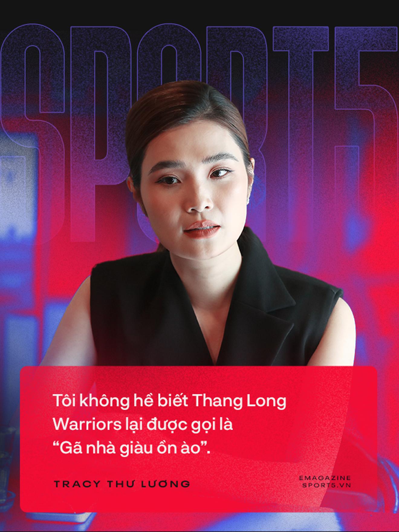 """""""Bông hồng gai"""" Tracy Thư Lương, người đứng sau đội bóng """"Nhà giàu ồn ào"""" - Ảnh 9."""