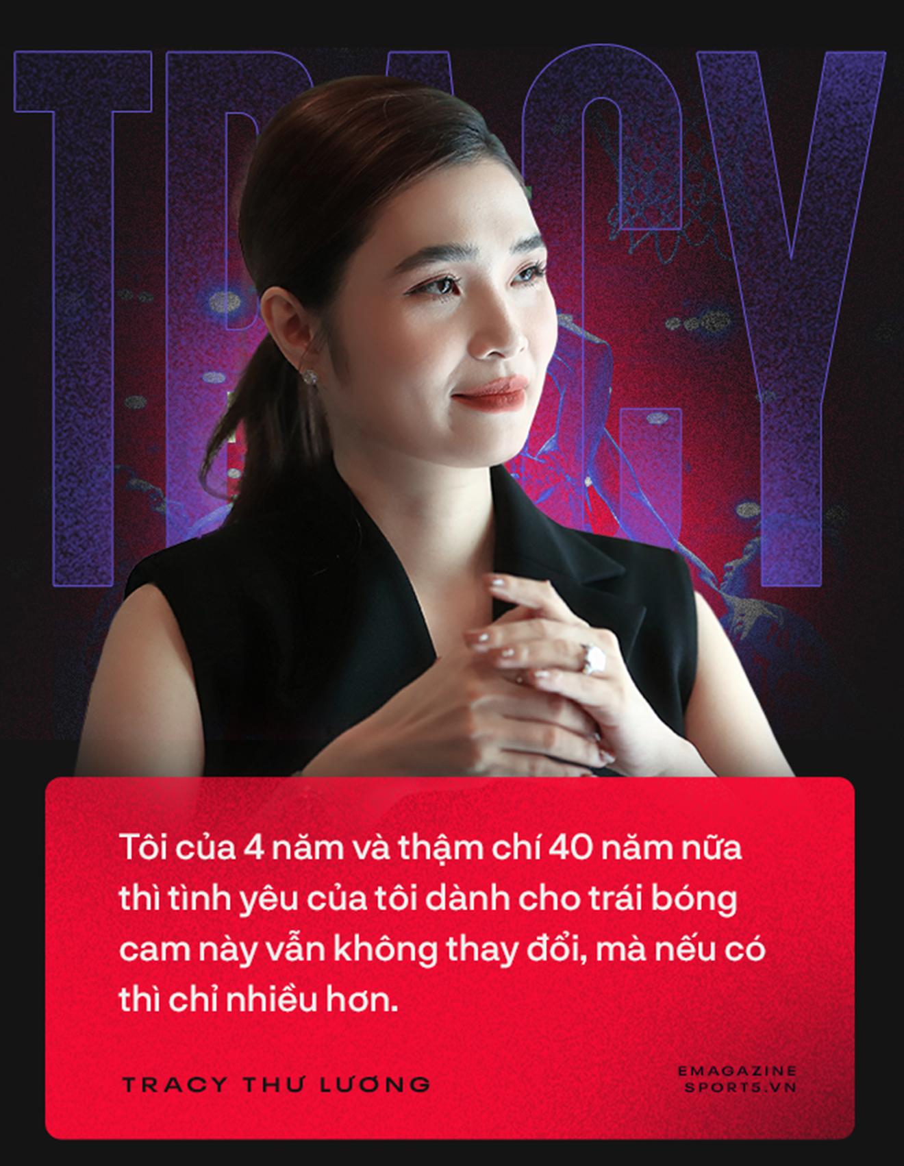 """""""Bông hồng gai"""" Tracy Thư Lương, người đứng sau đội bóng """"Nhà giàu ồn ào"""" - Ảnh 17."""