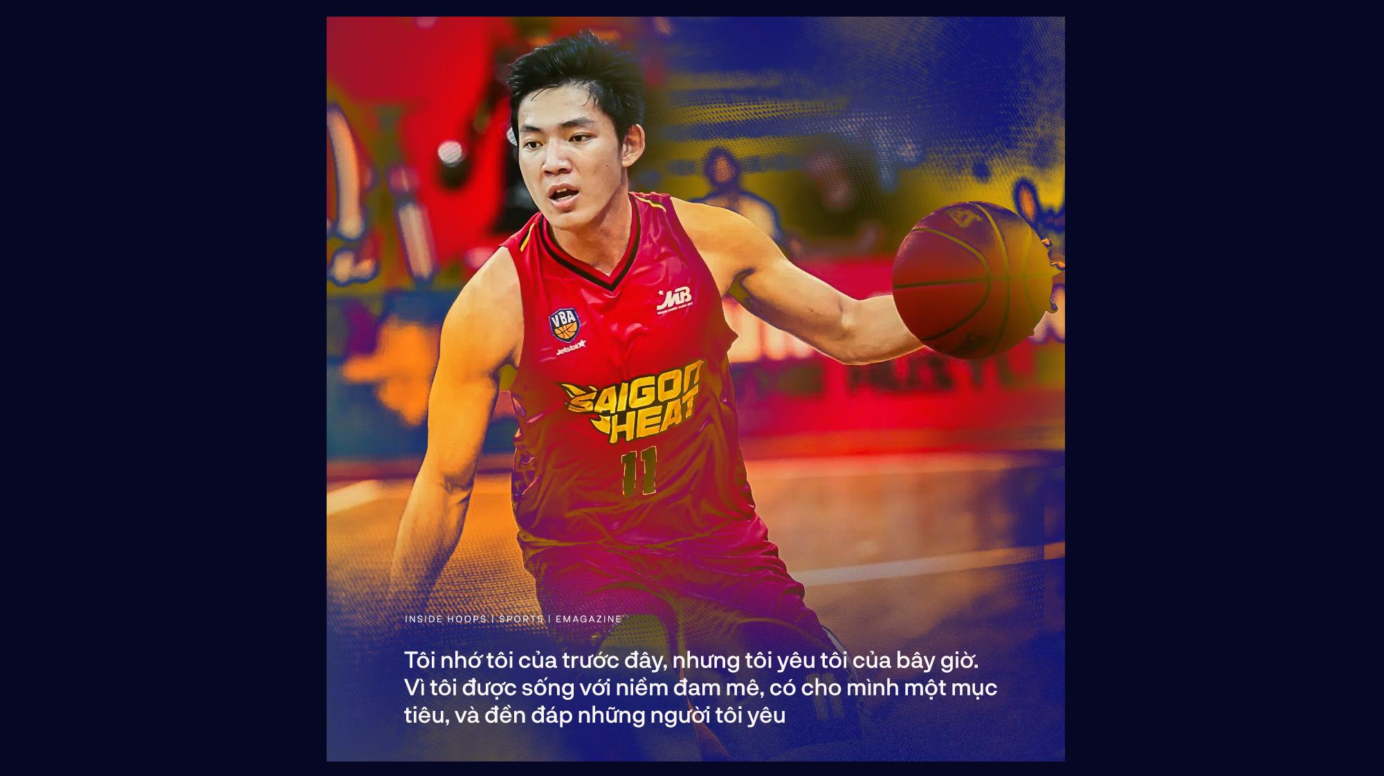 Võ Kim Bản và hành trình từ thằng nhóc quậy phá, ham chơi đến ngôi sao bóng rổ - Ảnh 11.