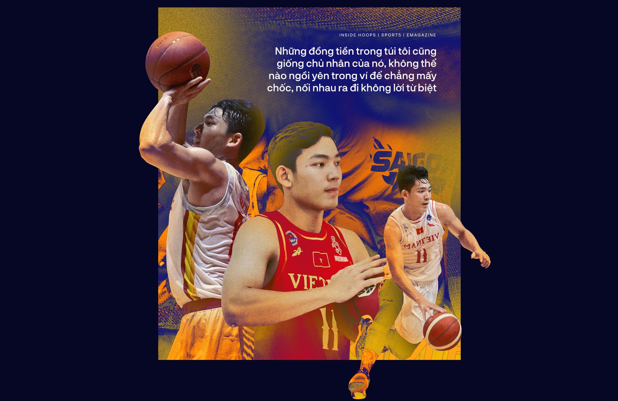 Võ Kim Bản và hành trình từ thằng nhóc quậy phá, ham chơi đến ngôi sao bóng rổ - Ảnh 4.
