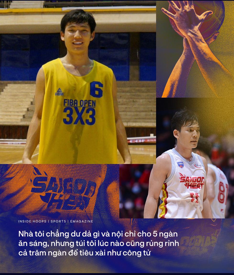 Võ Kim Bản và hành trình từ thằng nhóc quậy phá, ham chơi đến ngôi sao bóng rổ - Ảnh 3.