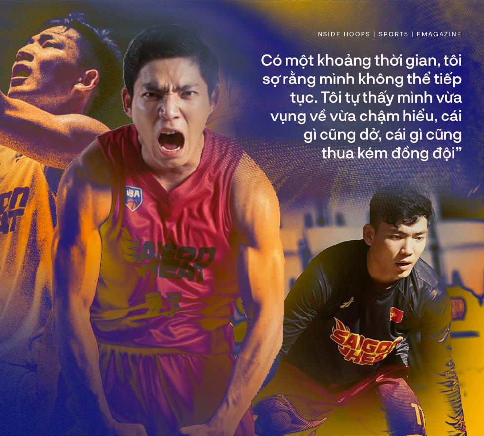 Võ Kim Bản và hành trình từ thằng nhóc quậy phá, ham chơi đến ngôi sao bóng rổ - Ảnh 9.