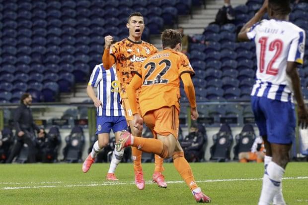 Ronaldo tịt ngòi, đồng đội mắc sai lầm nghiêm trọng, Juventus lại đứng trước nguy cơ bị loại sớm ở Champions League - Ảnh 8.