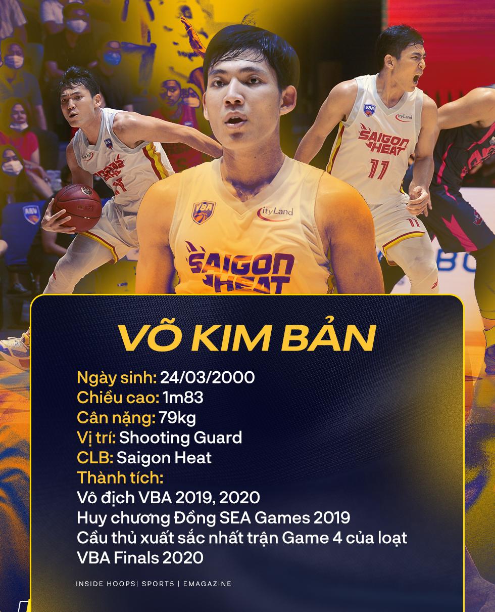 Võ Kim Bản và hành trình từ thằng nhóc quậy phá, ham chơi đến ngôi sao bóng rổ - Ảnh 12.