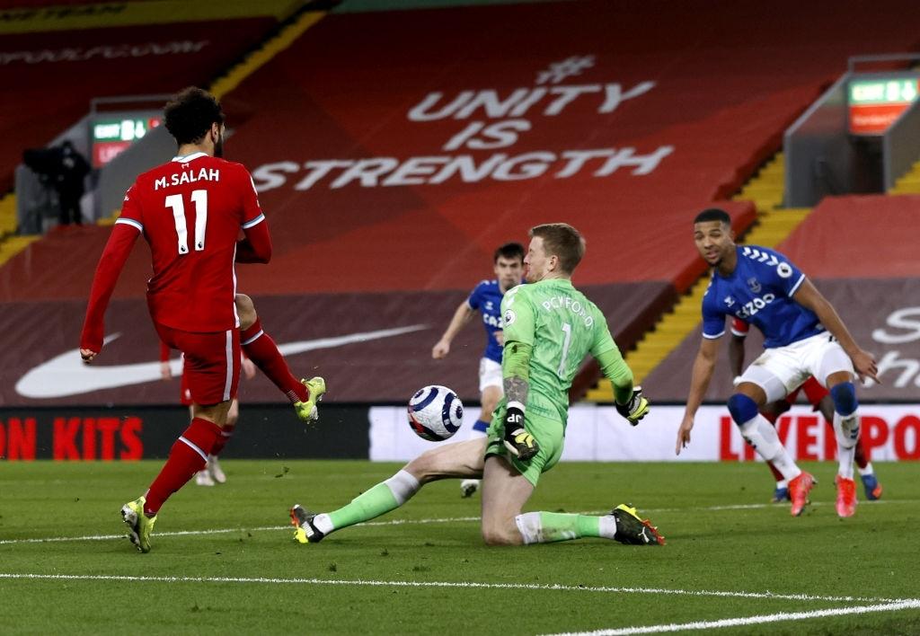 Thua trắng đại kình địch, Liverpool tái lập thảm họa trên sân nhà sau 98 năm - ảnh 8