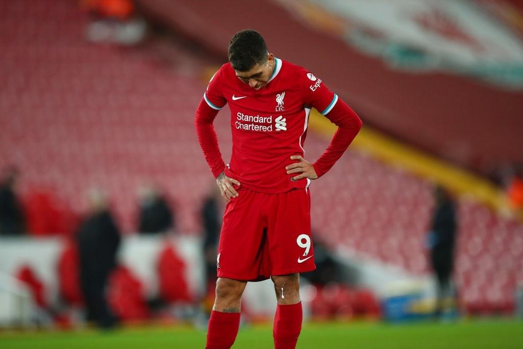 Thua trắng đại kình địch, Liverpool tái lập thảm họa trên sân nhà sau 98 năm - ảnh 7