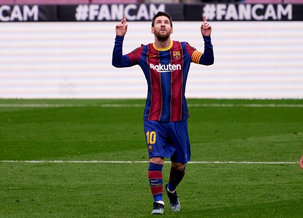Sau trận thua tan nát ở Champions League, Barca lại ôm hận trước tân binh dù Messi ghi bàn - ảnh 5