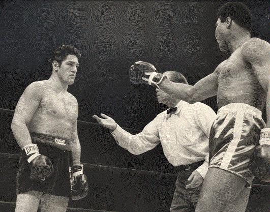 Georges Foreman hé lộ tay đấm duy nhất mà ông không dám đấu - Ảnh 2.