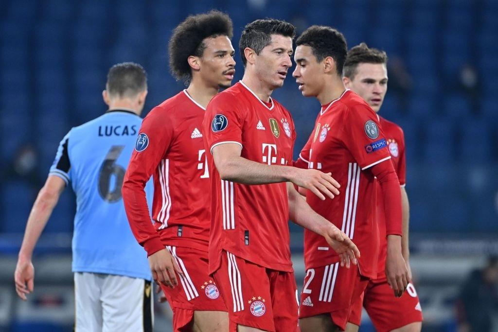 Vượt MU, Bayern lập kỷ lục ở Champions League - Ảnh 1.
