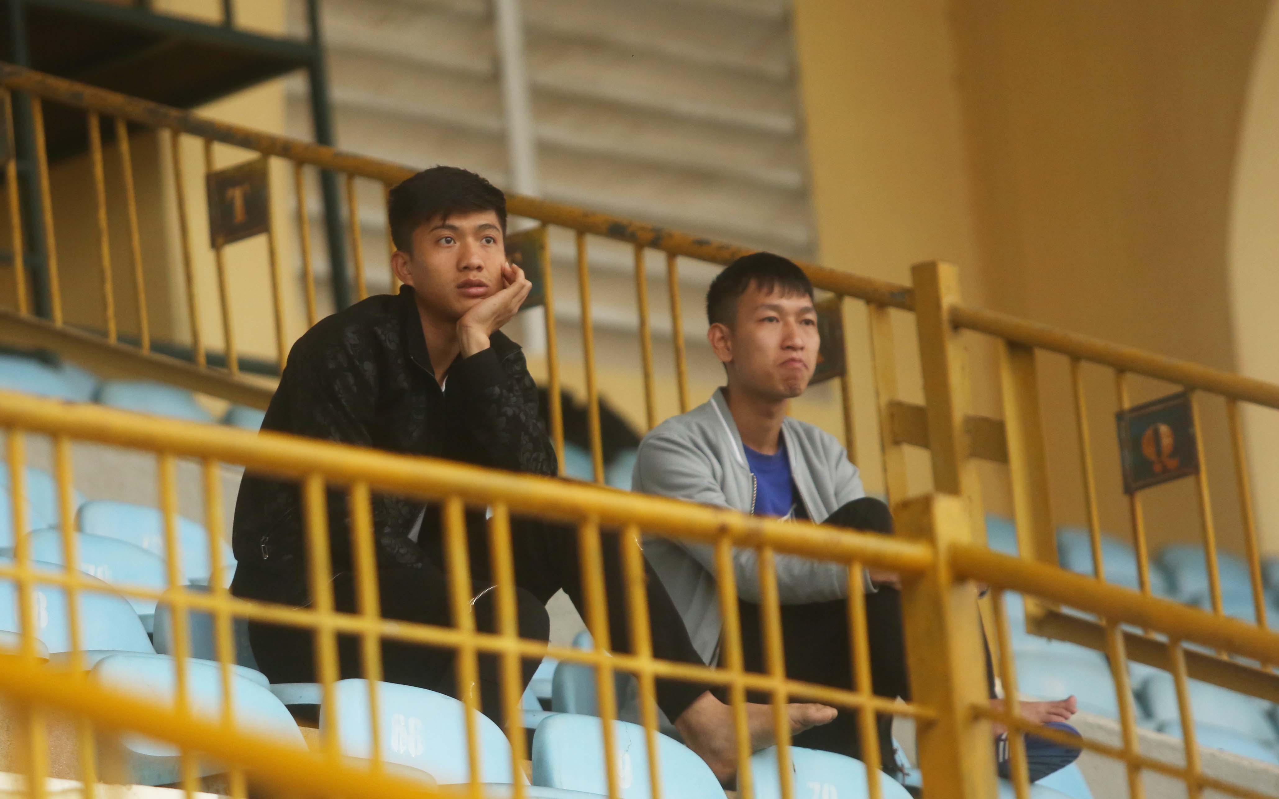 "Phan Văn Đức ngồi ngoài, SLNA bị Hà Tĩnh ""cầm chân"" ở trận đấu tập"