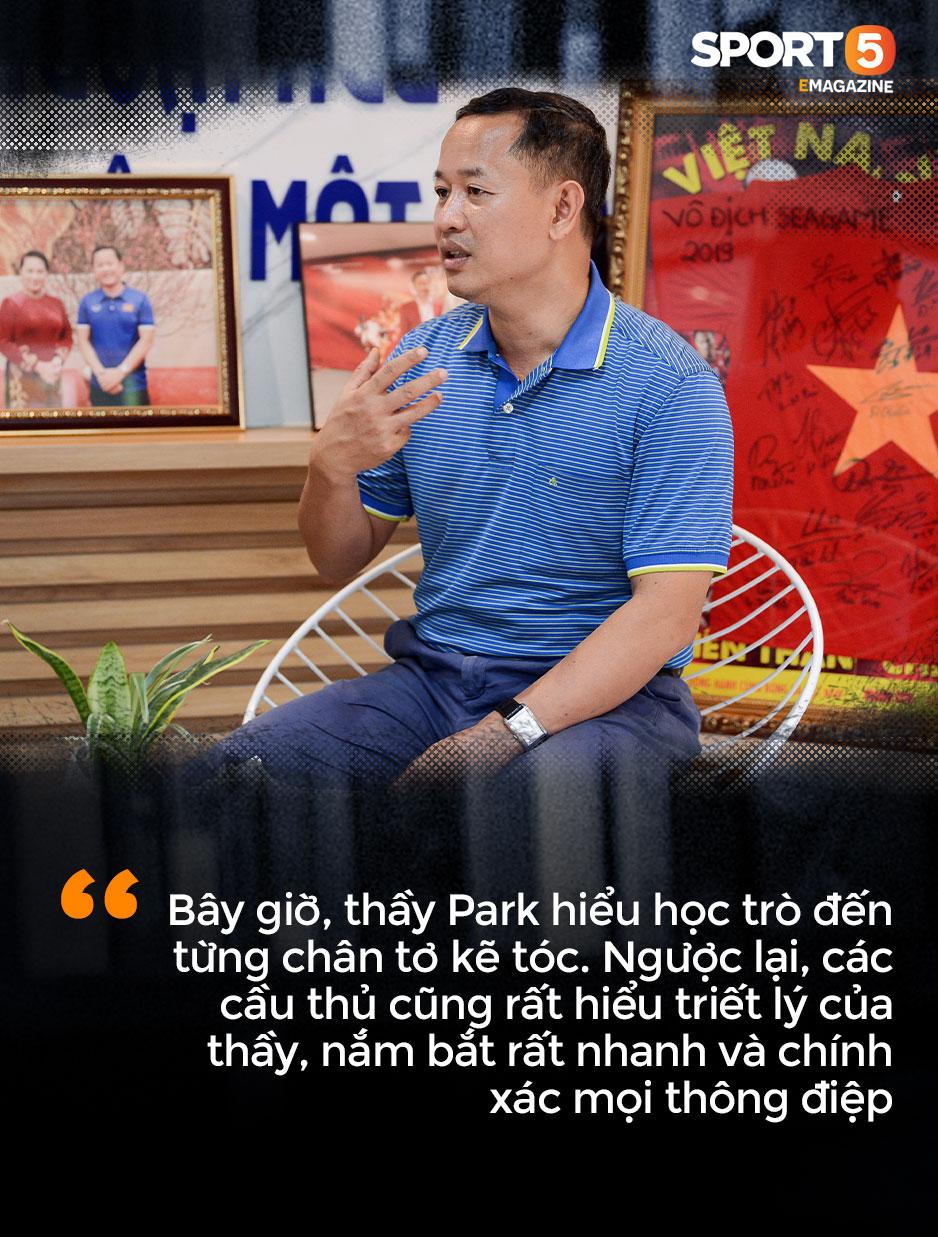 Với thầy Park, chúng ta chỉ có tiến chứ không có lùi - Ảnh 7.
