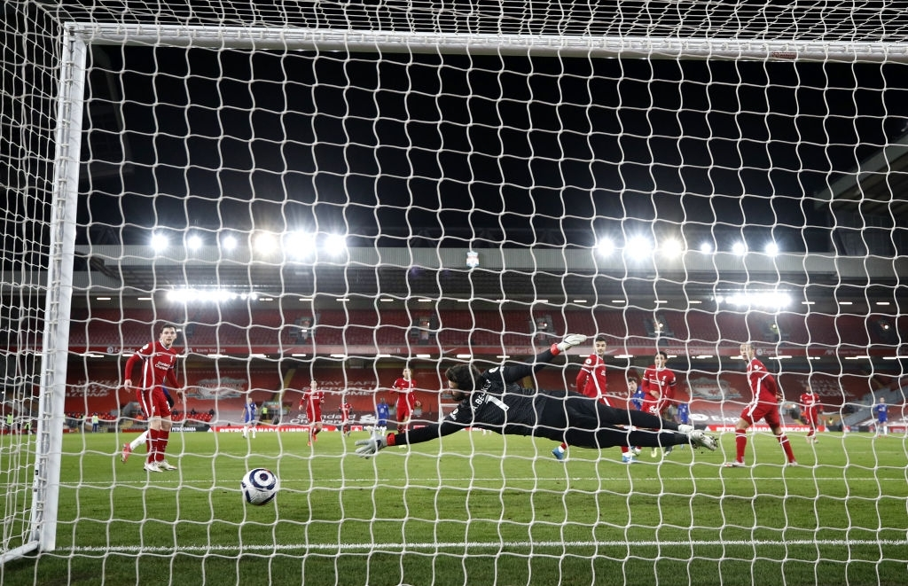 Thua Chelsea ngay trên sân nhà, Liverpool lập thành tích tồi tệ chưa từng có trong lịch sử - ảnh 7