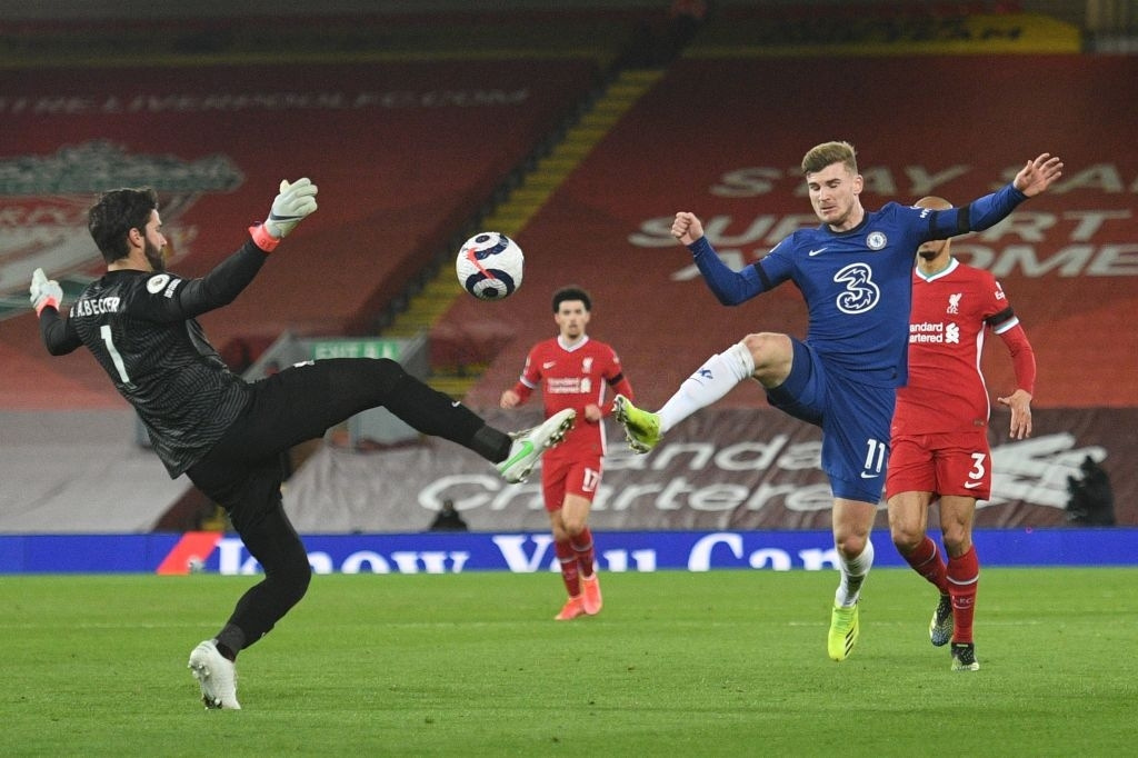Thua Chelsea ngay trên sân nhà, Liverpool lập thành tích tồi tệ chưa từng có trong lịch sử - ảnh 3