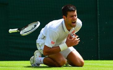 """Djokovic: """"Tôi đã khóc nức nở, thấy thế giới sụp đổ và quyết định sẽ giải nghệ"""""""