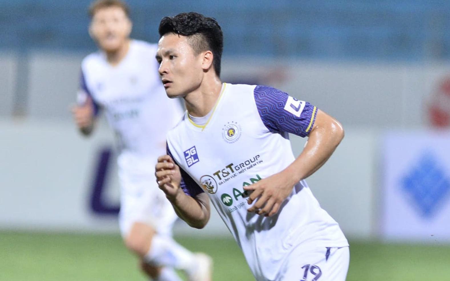 Quang Hải nói gì sau khi ghi bàn đầu tiên trong năm 2021?