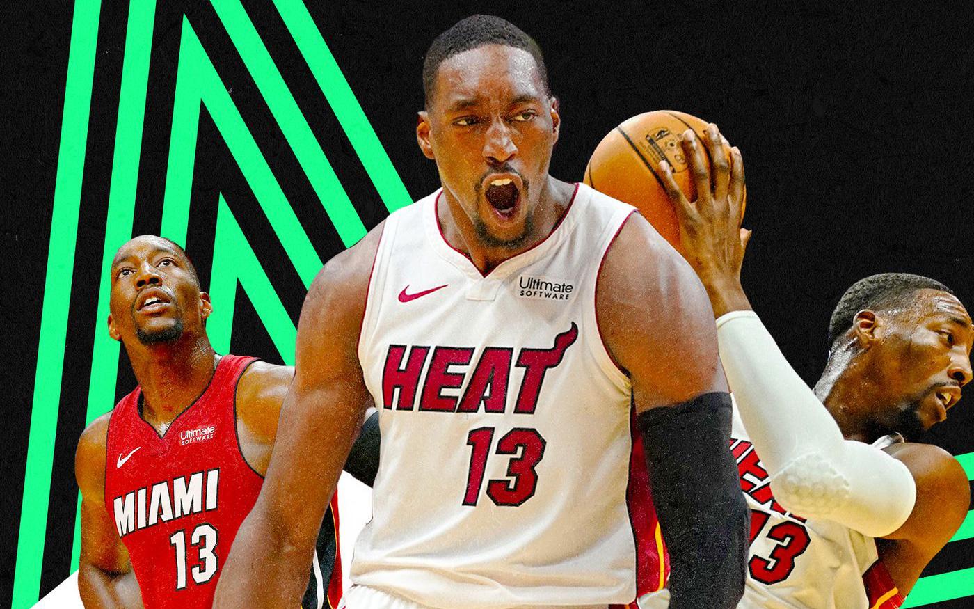 Bam Adebayo: Chìa khoá tương lai của Miami Heat