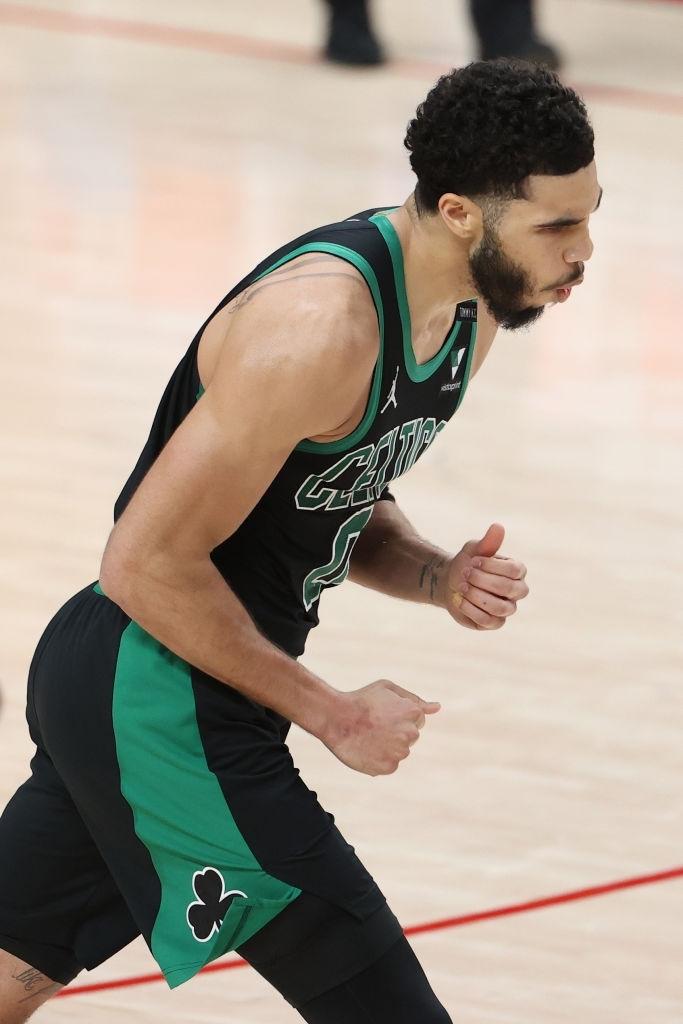 Niềm hi vọng cuối đường hầm của Boston Celtics mang tên Jayson Tatum - Ảnh 1.