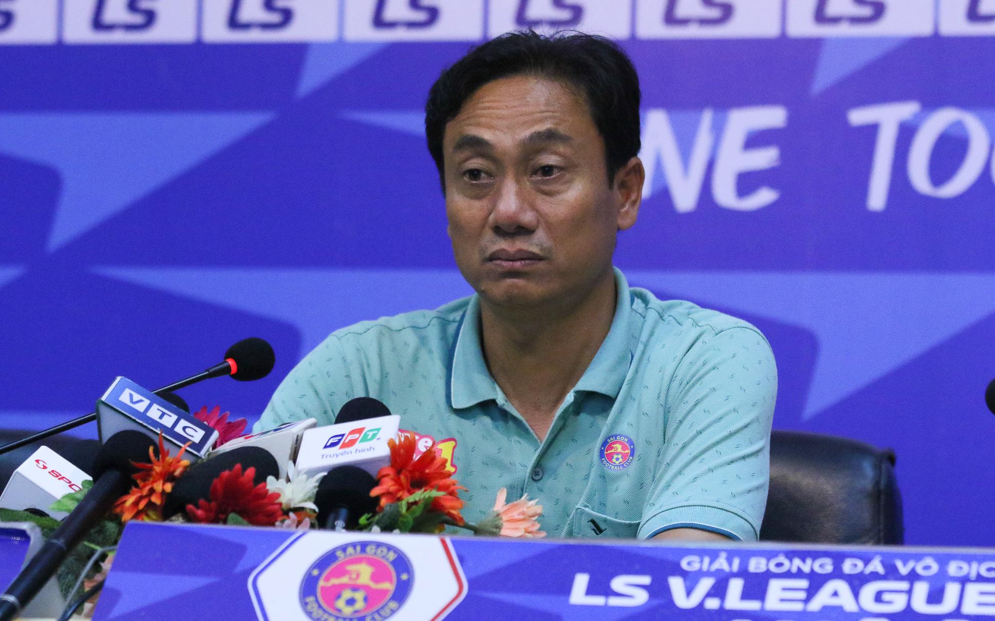 """HLV Phùng Thanh Phương: """"Tôi ước tìm được cầu thủ phù hợp nhất với triết lý của tôi"""""""