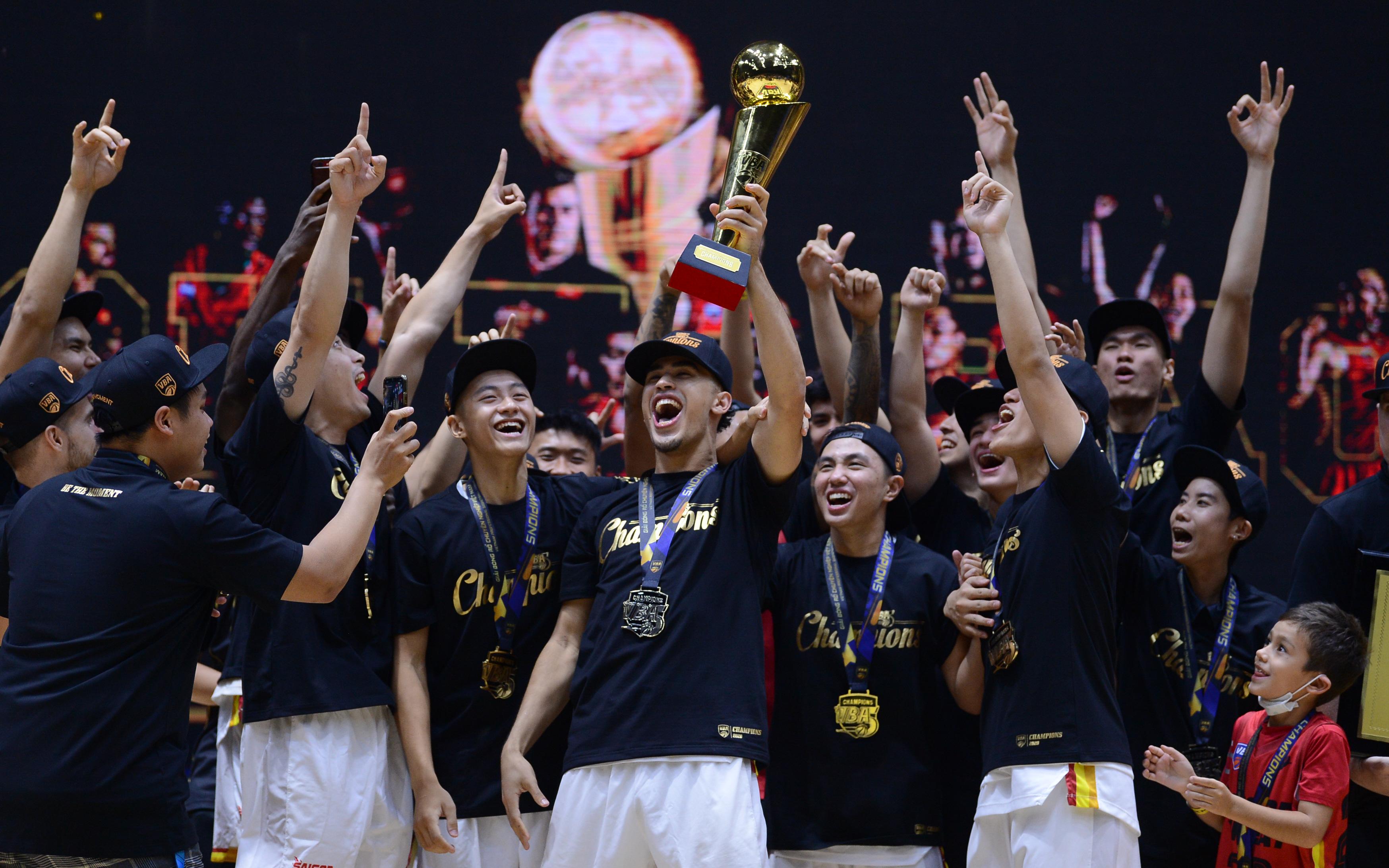 VBA 2021 sẽ có đến 4 chiếc cúp dành cho nhà vô địch?