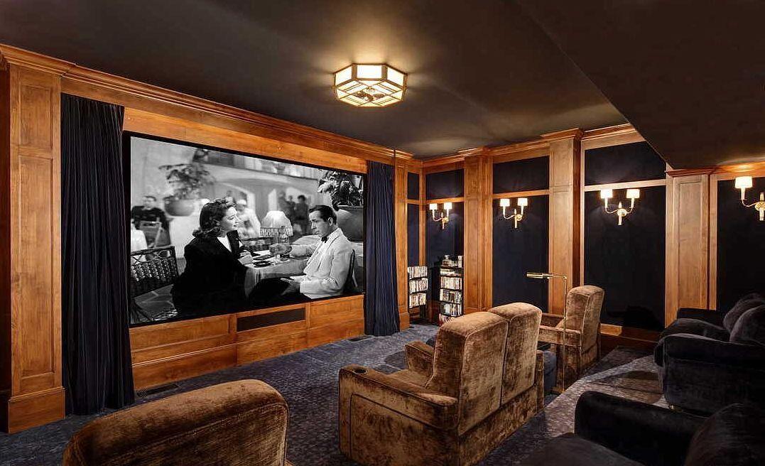 Choáng ngợp trước dinh thự mới tậu trị giá 640 tỷ của The Rock: Diện tích lên tới hơn 17.000 m2, có luôn rạp chiếu phim xịn xò ngay tại gia - Ảnh 8.