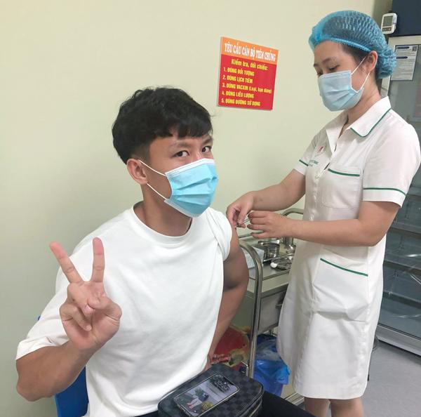 Đội tuyển Việt Nam chưa hoàn thành việc tiêm vaccine Covid-19 - ảnh 2
