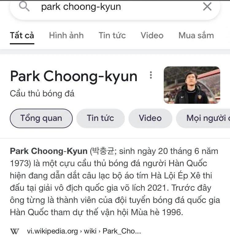 Tân HLV Hà Nội FC bị sửa đổi thông tin tiêu cực trên Wikipedia - ảnh 2