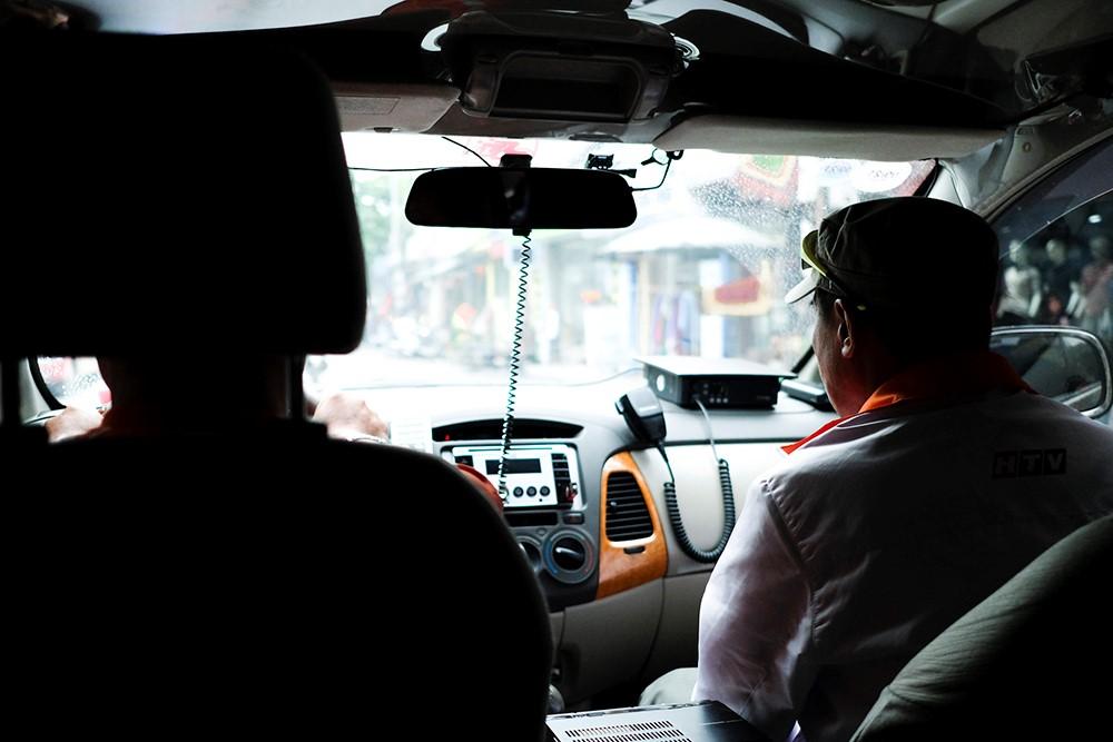 Những hình ảnh tác nghiệp ấn tượng trên tuyến đường dài 2.450km tại Cúp Truyền hình TP. Hồ Chí Minh - ảnh 11