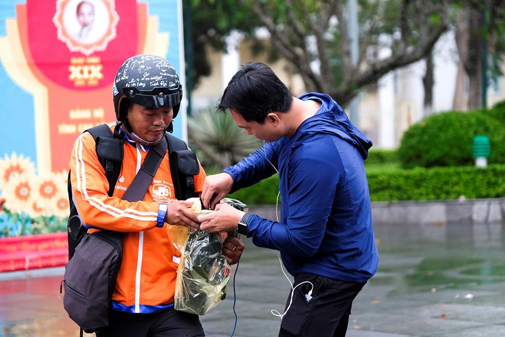 Những hình ảnh tác nghiệp ấn tượng trên tuyến đường dài 2.450km tại Cúp Truyền hình TP. Hồ Chí Minh - ảnh 2