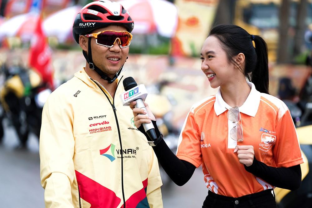 Những hình ảnh tác nghiệp ấn tượng trên tuyến đường dài 2.450km tại Cúp Truyền hình TP. Hồ Chí Minh - ảnh 19