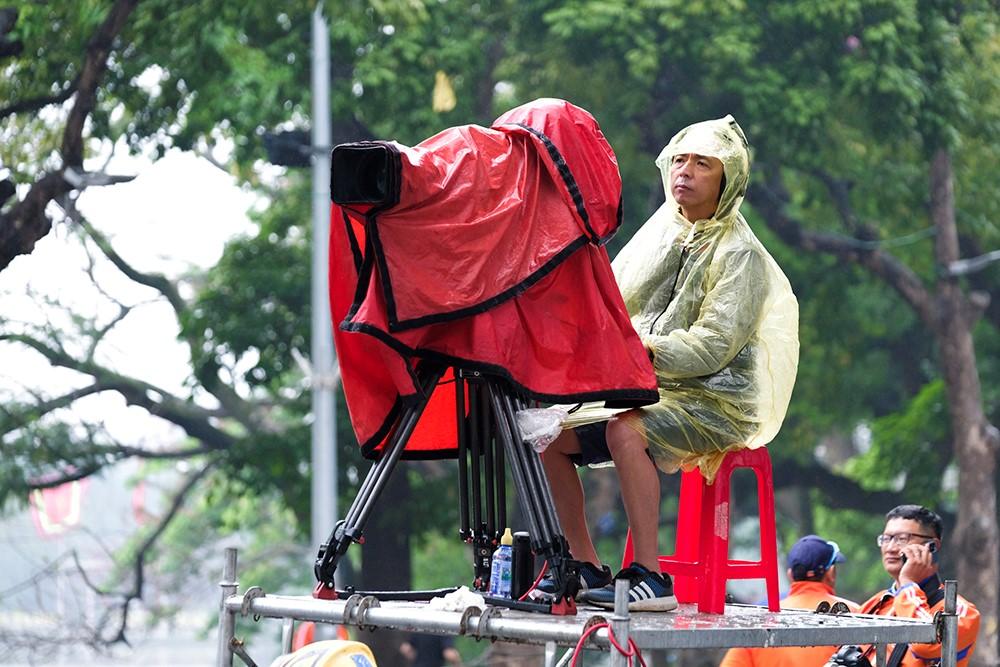 Những hình ảnh tác nghiệp ấn tượng trên tuyến đường dài 2.450km tại Cúp Truyền hình TP. Hồ Chí Minh - ảnh 3