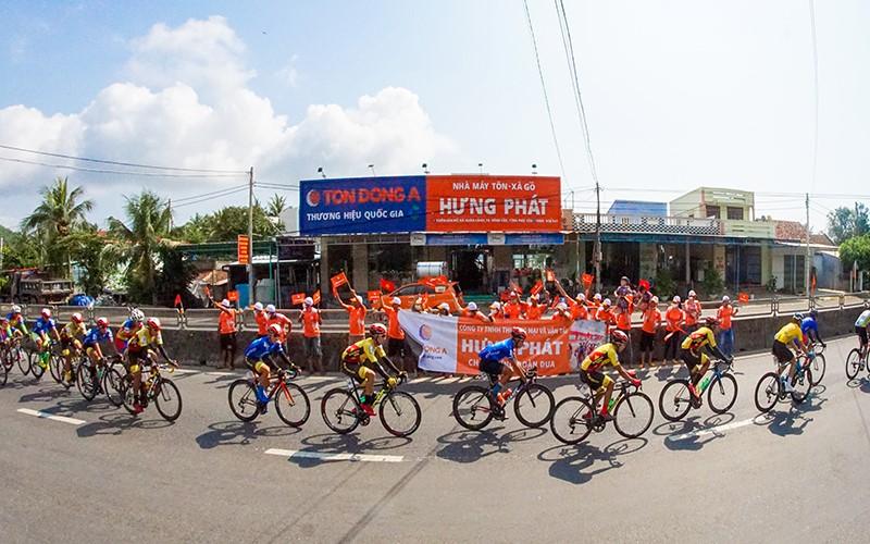 Trịnh Đức Tâm lên tiếng ở chặng 16 Cúp Truyền hình TP. Hồ Chí Minh - ảnh 5
