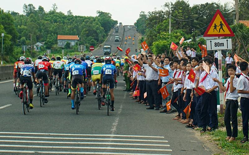 Trịnh Đức Tâm lên tiếng ở chặng 16 Cúp Truyền hình TP. Hồ Chí Minh - ảnh 6